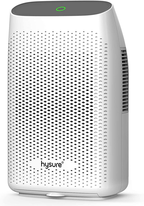 hysure Electric Dehumidifier, Dehumidifier for Home with 2000ml(68fl.oz) Water  Dehumidifier